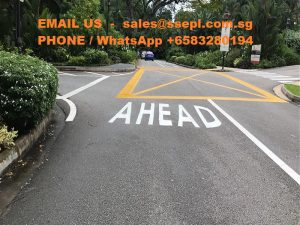 road marking supplier in singapore