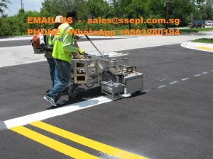 thermoplastic road marking paint contractor