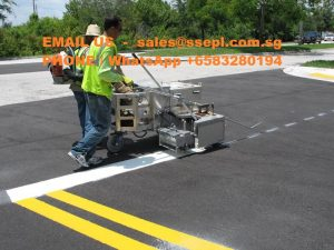 thermoplastic road marking paint singapore