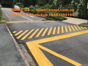 road marking contractor singapore